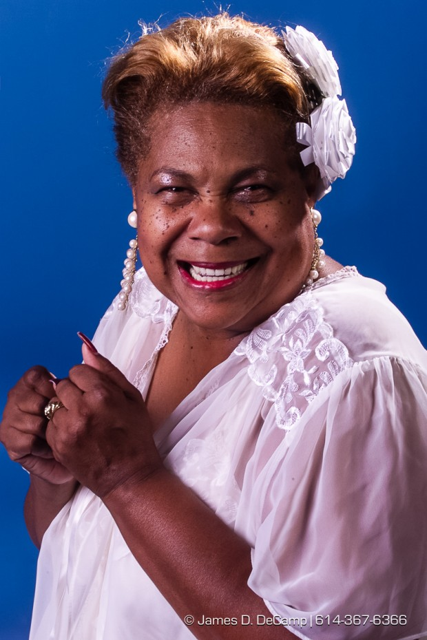 Jazz Singer Mary McClendon  plays Billy Holiday in Don Day Productions