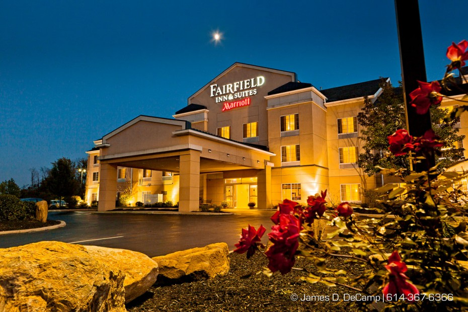The Fairfield Inn & Suites - Youngstown / Austintown photographed for Alliance Hospitality, Inc. Thursday afternoon/evening October 6, 2011. (© James D. DeCamp   http://www.JamesDeCamp.com   614-367-6366)