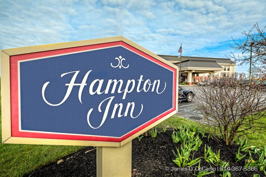 The Hampton Inn - Kent photographed April 17, 2013 for Alliance Hospitality, Inc. (© James D. DeCamp | http://www.JamesDeCamp.com | 614-367-6366)