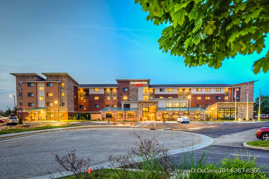 Residence Inn Akron South/Green photographed June 10, 2014.  (© James D. DeCamp | http://www.JamesDeCamp.com | 614-367-6366)
