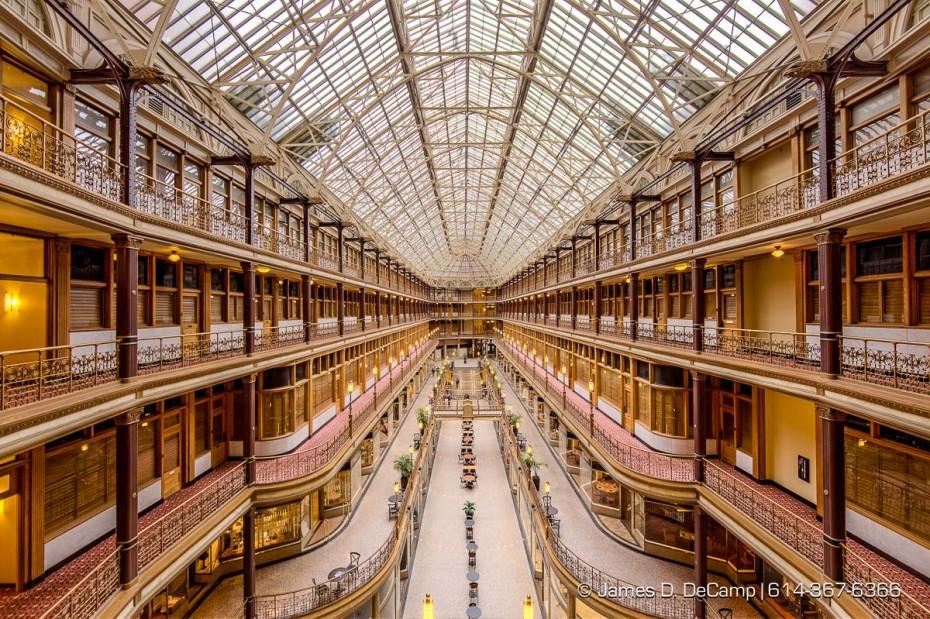 Various Cleveland Landmarks photographed Friday, November 14, 2014. (© James D. DeCamp | http://JamesDeCamp.com | 614-367-6366)