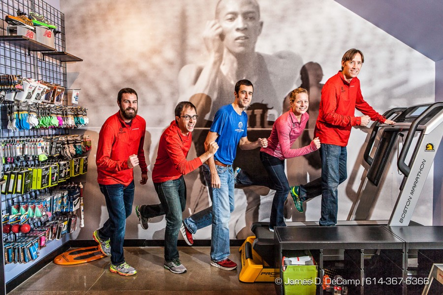 The Columbus Running Company photographed Monday, 11 10, 2014. (© James D. DeCamp | http://JamesDeCamp.com | 614-367-6366)