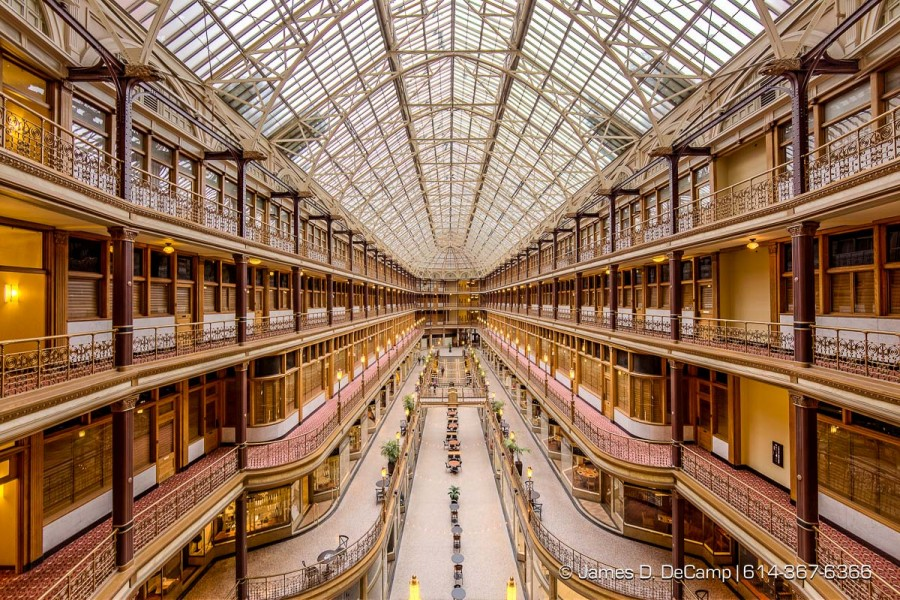 Various Cleveland Landmarks photographed Friday, November 14, 2014. (© James D. DeCamp | http://JamesDeCamp.com | 614-367-6366)
