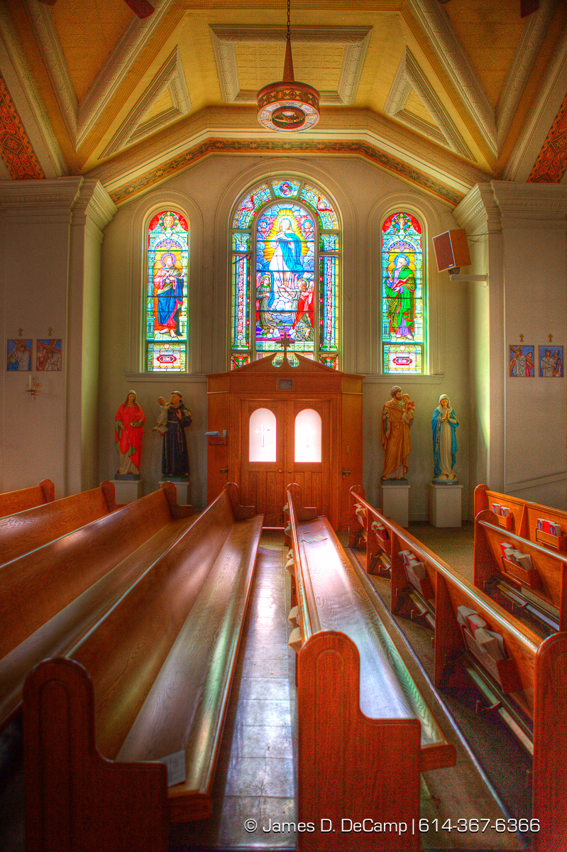 Holy Rosary Church - James DeCamp Photography