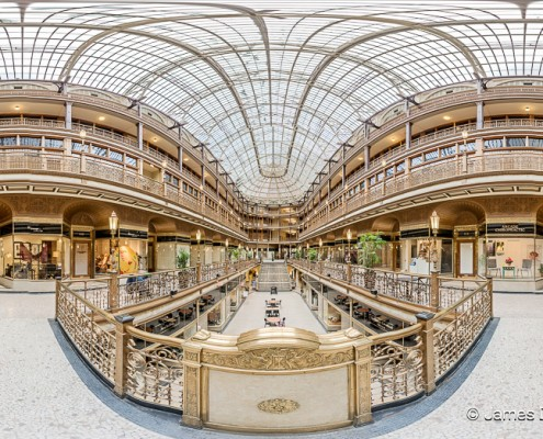 High quality and high resolution virtual reality panorama by James DeCamp Photography. (© James D. DeCamp | http://www.ColumbusVirtualTour.com | 614-367-6366)