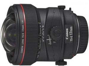 Canon TS E 17mm f 4 L Tilt Shift Lens 300x224 - Equipment