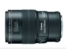 Canon100mm - Equipment