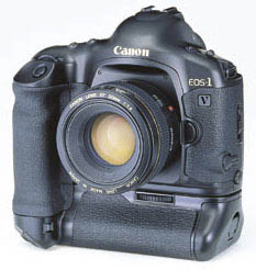 Canon1V - Equipment