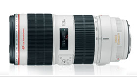Canon70 200mm - Equipment