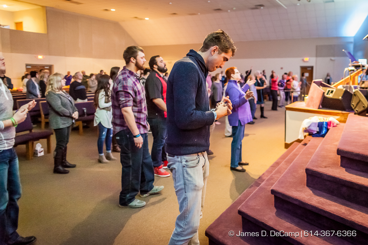 Zion Christian Fellowship Pickerington photographed Sunday April 3, 2016. (© James D. DeCamp | http://www.JamesDeCamp.com | 614-367-6366)