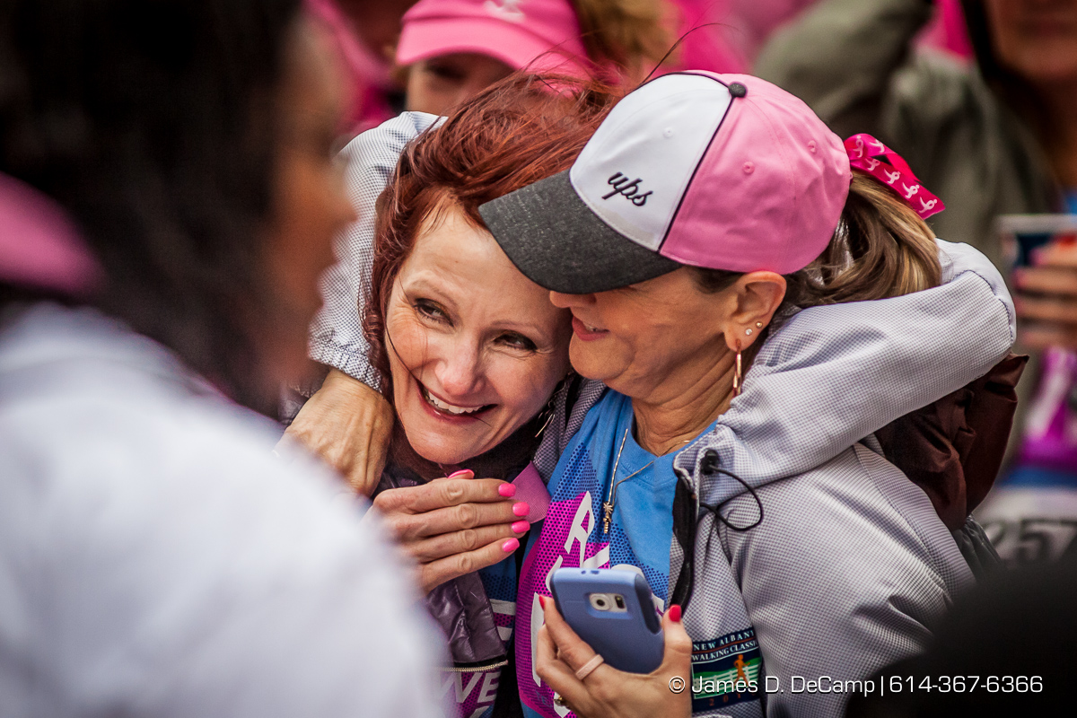 Columbus Komen Race for the Cure photographed Saturday May 14, 2016 in downtown Columbus. (© James D. DeCamp | http://www.JamesDeCamp.com | 614-367-6366) #614, #AsSeenInColumbus, #CBusRFTC, #Columbus, #ColumbusPhotographer, #JDeCampPhoto, #Ohio, #OhioPhotographer