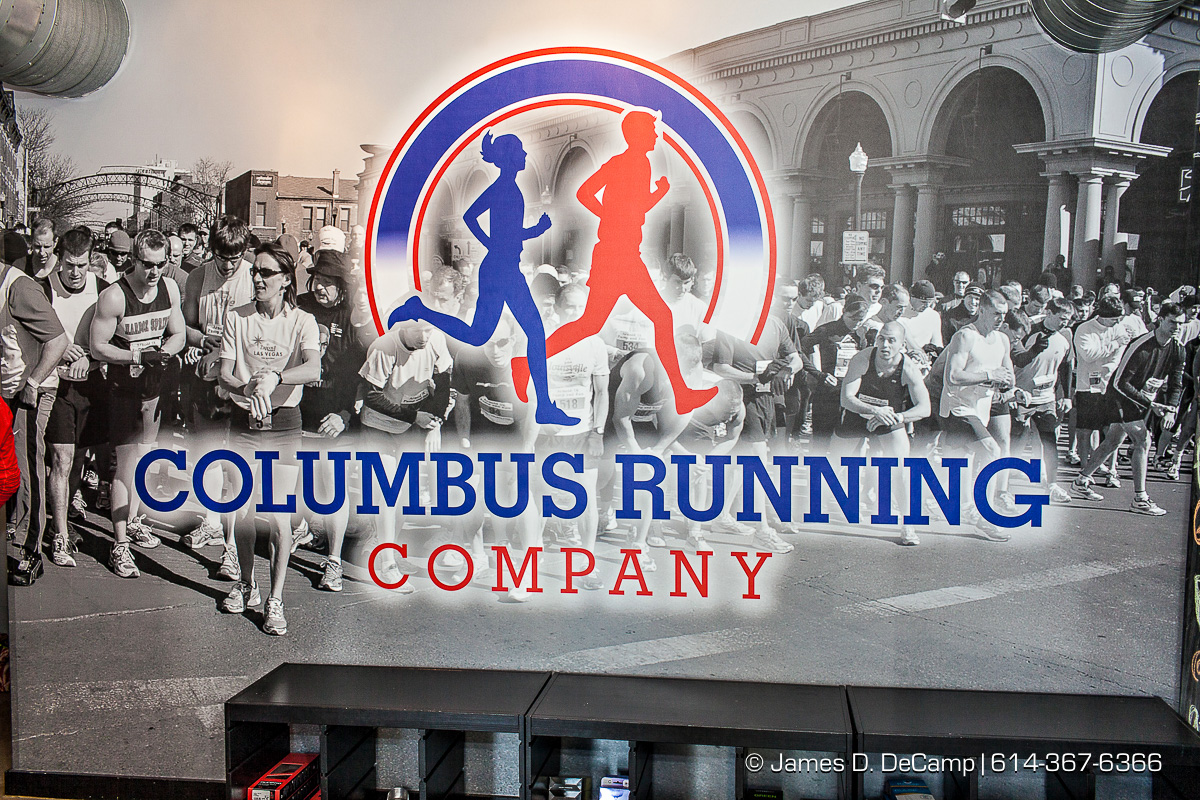 The Columbus Running Company photographed Monday, November 10, 2014. (© James D. DeCamp | http://JamesDeCamp.com | 614-367-6366)