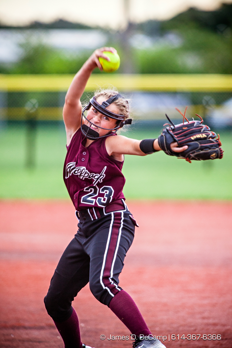 The North American All Sanctioned World Series for 8u, 10u, and 12u Fast Pitch Softball teams photographed Friday July 31, 2015 at Berliner Park in Columbus, Ohio. (© James D. DeCamp | http://www.JamesDeCamp.com | 614-367-6366)