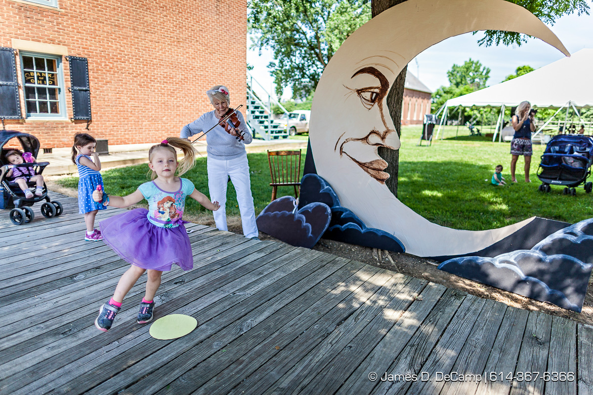 The Ohio History Connections Storybook Village photographed Saturday June 18, 2016 at the Ohio Village on Ohio History Center's campus. (© James D. DeCamp | http://www.JamesDeCamp.com | 614-367-6366)