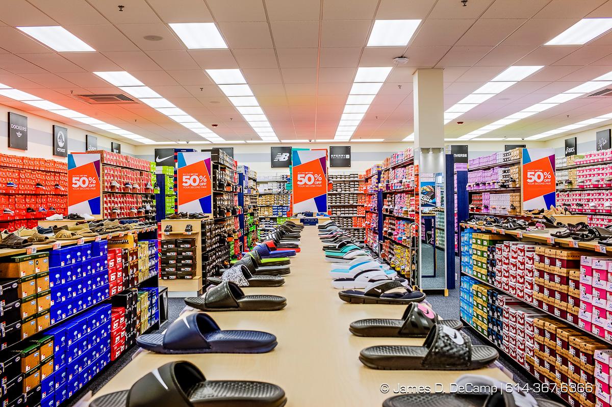 Shoe Store Silverlake Mall