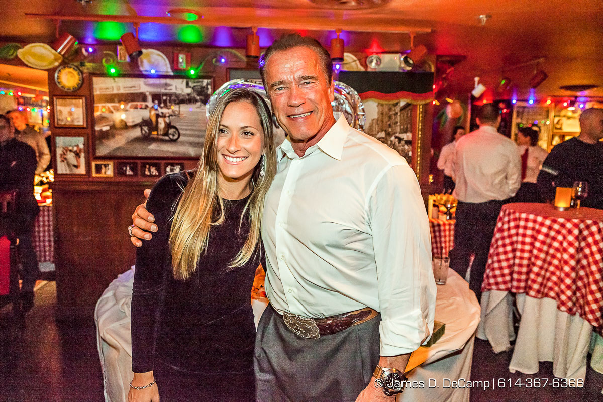 Theatre archives james decamp photography arnold schwarzenegger meet greet photographed february 28 2014 at buca di bepo in columbus kristyandbryce Choice Image