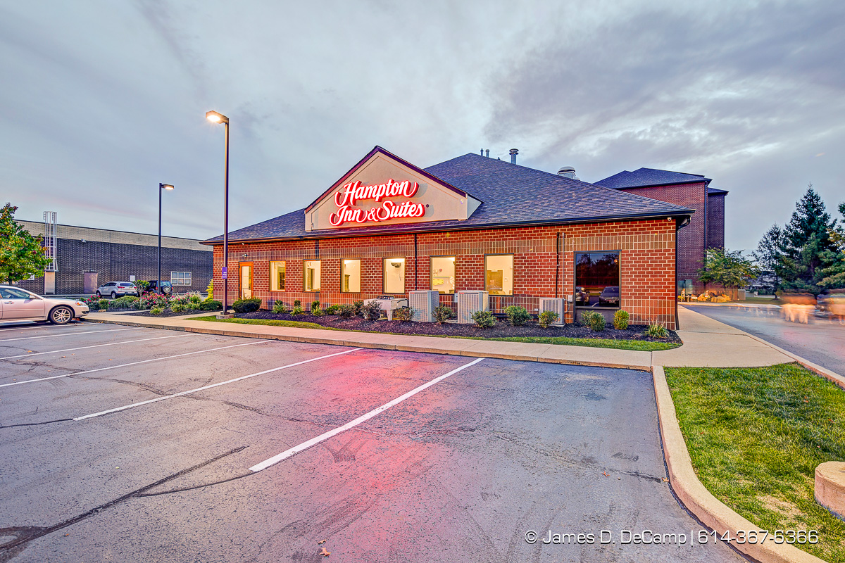 The Hampton Inn Middleburg Heights photographed Wednesday, October 19, 2016 for Alliance Hospitality. (© James D. DeCamp | http://JamesDeCamp.com | 614-367-6366)