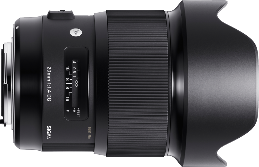 Sigma 20mm ƒ/1.4 DG HSM Art