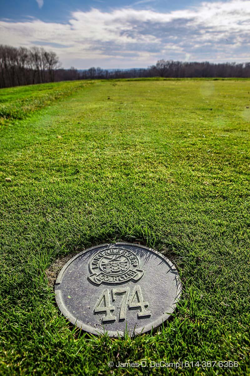 The Longaberger Golf Club Photographed Friday November 30, 2012. (© James D. DeCamp   http://www.JamesDeCamp.com   614-367-6366)