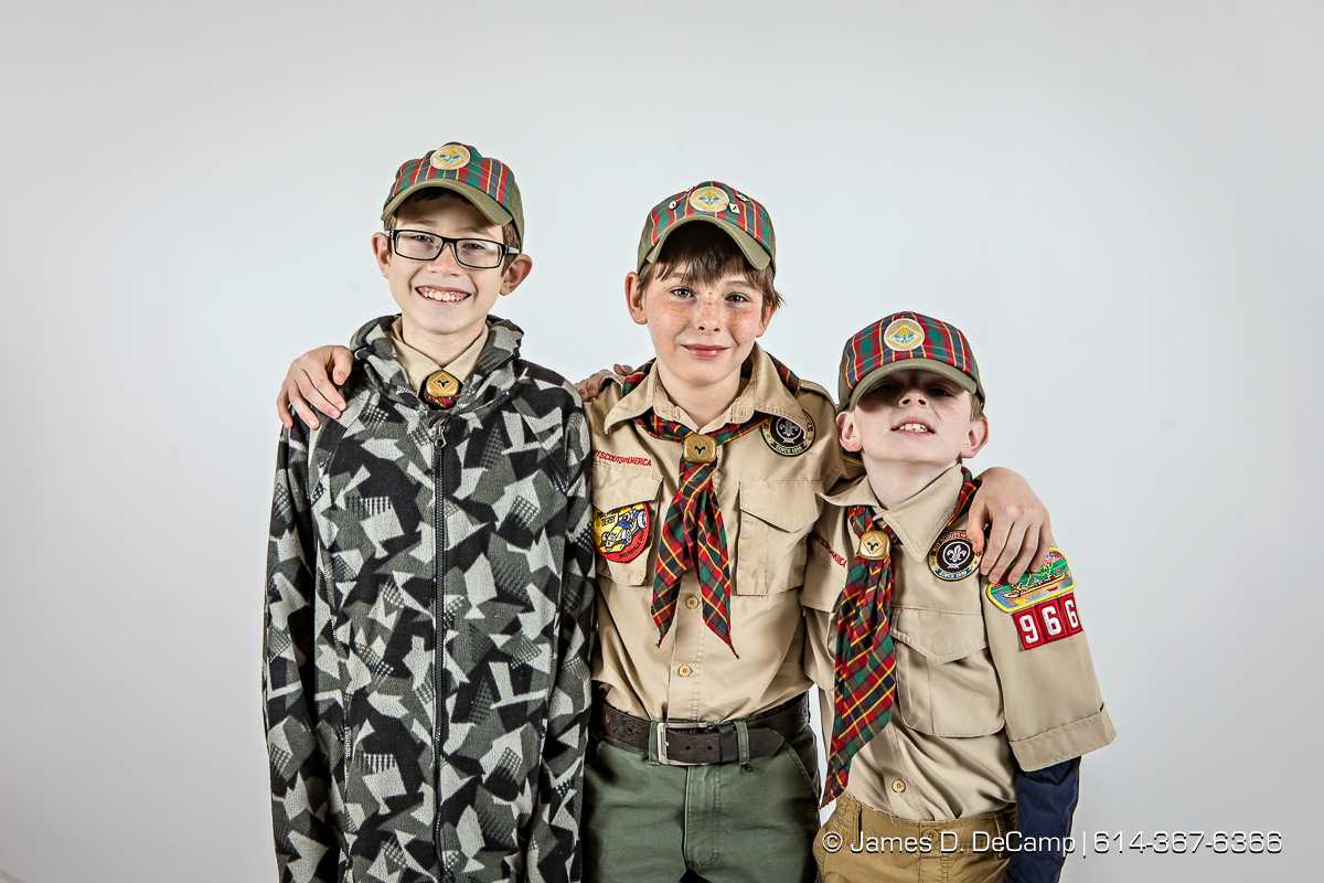 Cub Scout Pack 966 Awards Banquet formal photos photographed Saturday, March 11, 2017 at the Medallion Club. (© James D. DeCamp | http://JamesDeCamp.com | 614-367-6366)
