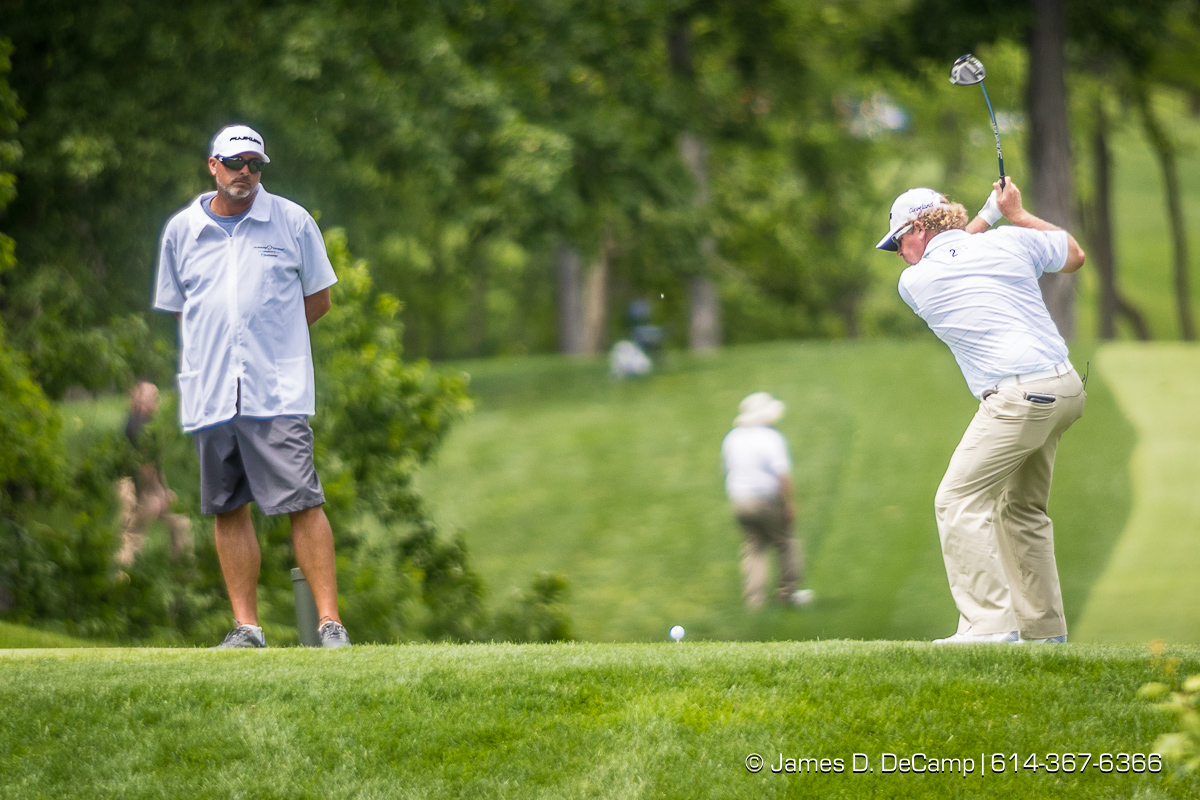 The 2017 Memorial Tournament Pro-Am Session photographed Wednesday, May 31, 2017 at the Muirfield Village Golf Club. (© James D. DeCamp | http://JamesDeCamp.com | 614-367-6366)