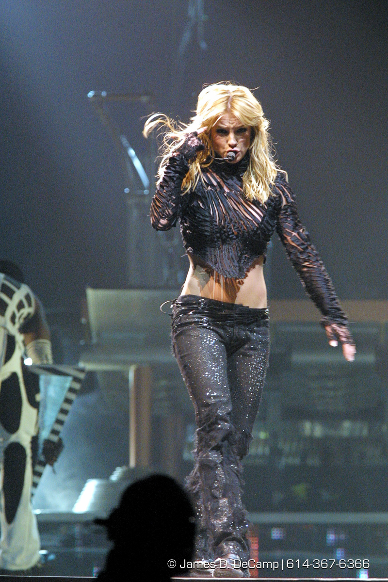 Britney Spears James Decamp Photography